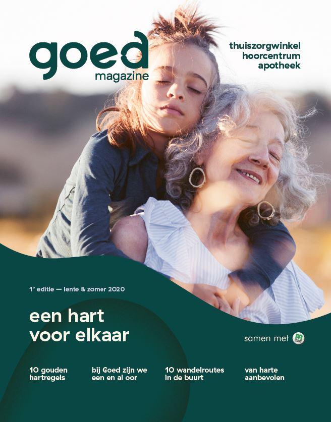 Lees hier het Goed magazine