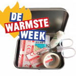 EHBO-doosje De Warmste Week