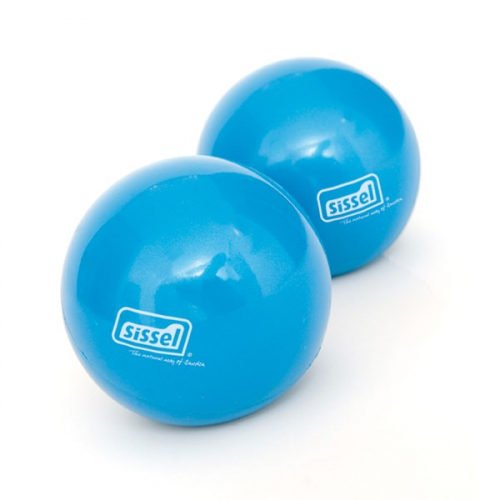 SISSEL Pilates Roller Toning Ball 900GR
