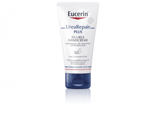 EUCERIN UreaRepair Plus 5% Urea Handcrème (75ml)