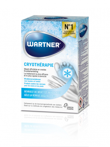 WARTNER Cryotherapie (50ml)