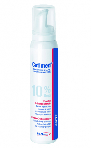 Cutimed Acute 10% ureum (125ml)