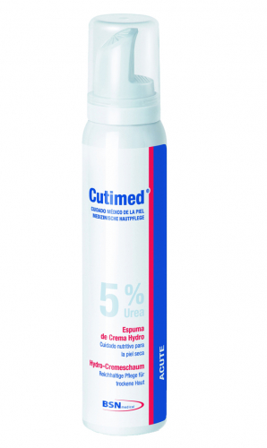 CUTIMED Acute 5% ureum (125ml)