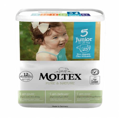Moltex Pure & Nature Junior (11-25kg)