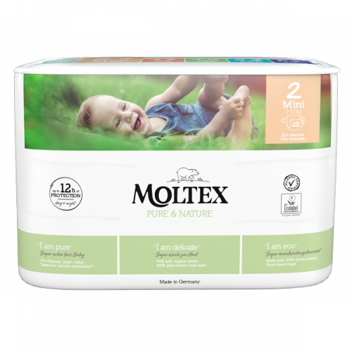 Moltex Pure&nature Mini (3-6kg)