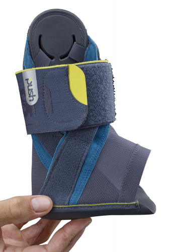 PUSH Sports enkelbrace Kickx (links)