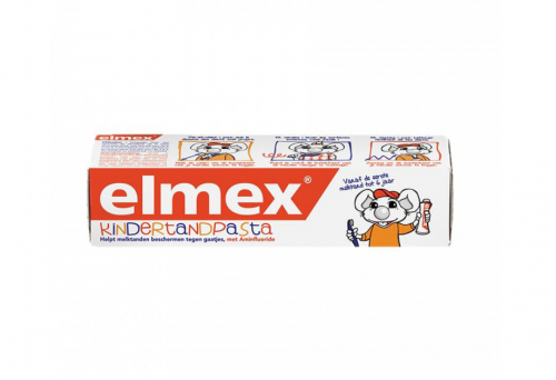 ELMEX Kindertandpasta 0-6 jaar (50ml)