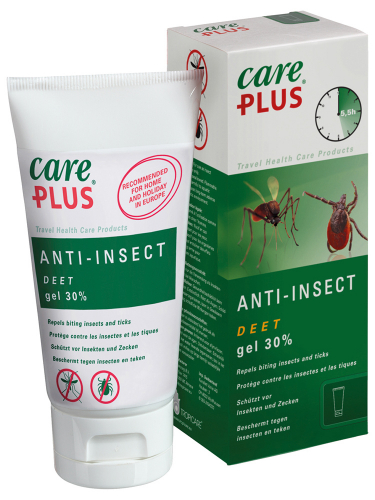 CARE PLUS Anti-Insect Deet 30% Gel