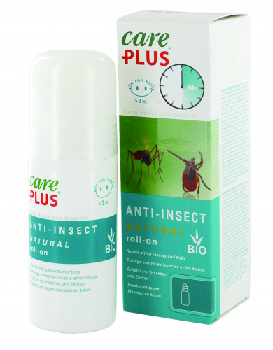 CARE PLUS Natural Bio Roll-On