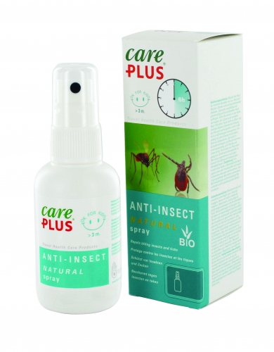 CARE PLUS Anti-Insect Natural Bio Spray