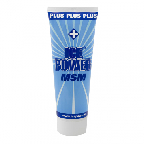 Ice Power Plus MSM Gel (200ml)