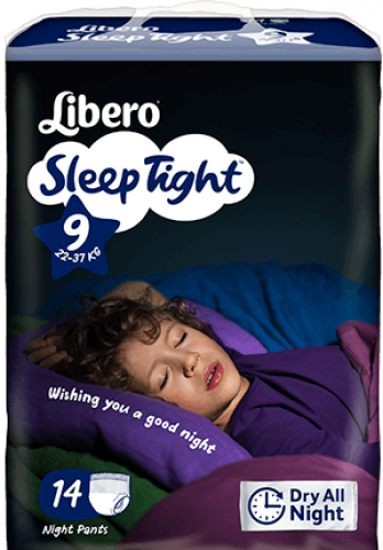 Libero Sleep Tight 9 (22-37kg)