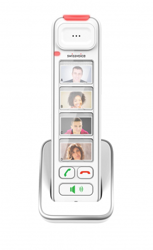 Swissvoice Dect Handset Xtra 8155 Photo