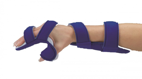 MEDIROYAL Air Soft Hand Splint (rechts)