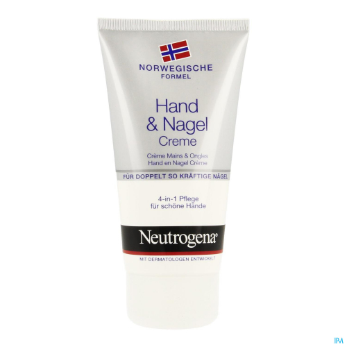 Neutrogena Hand en Nagelcreme Tube (75ml)