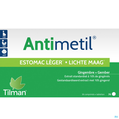 Antimetil Comp (36 tabletten)