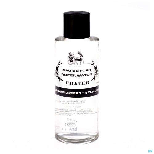 Fraver Rozenwater (250ml)