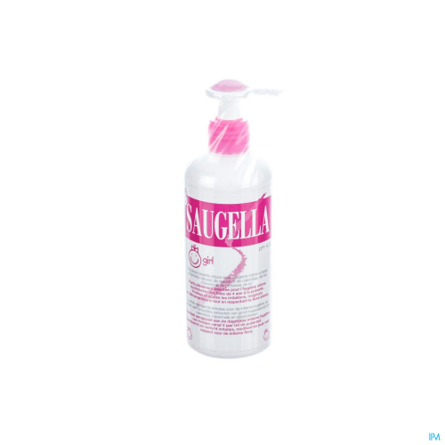 Saugella Girl Emulsie (200ml)