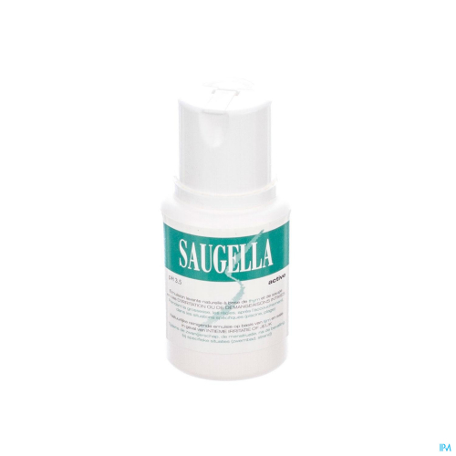 Saugella Active Emuls (100ml)