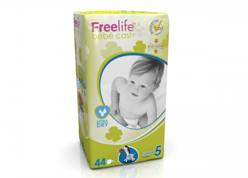 BEBE CASH Freelife Junior (11-25kg)