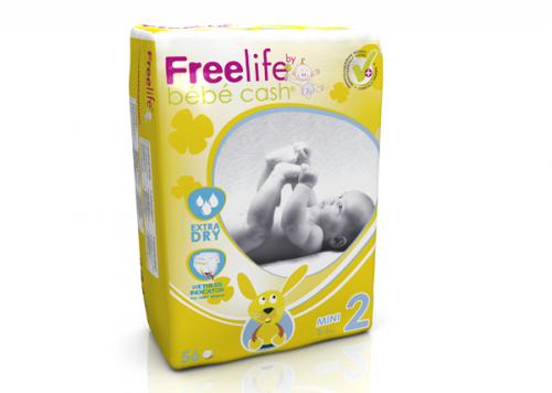 BEBE CASH Freelife Mini (3-6kg)