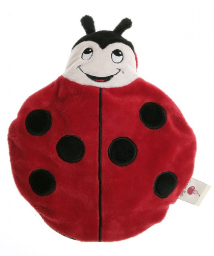 Warmteknuffel Cherry Belly Ladybird