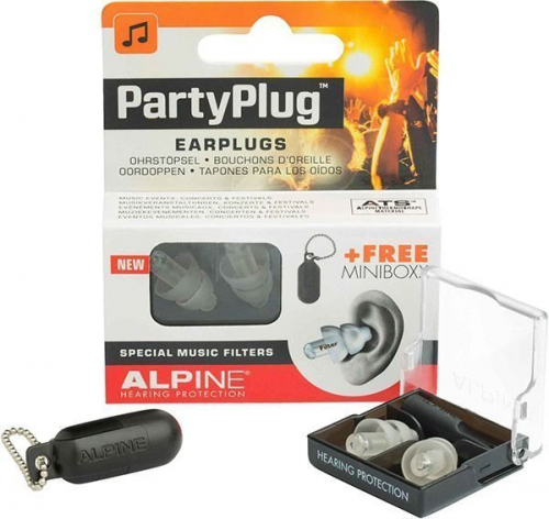 AURILIS Oordoppen Alpine Party Plug