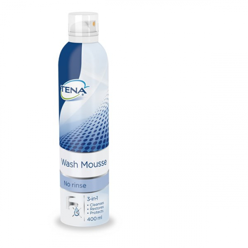 TENA Wash Mousse 3-in-1 (400ml)