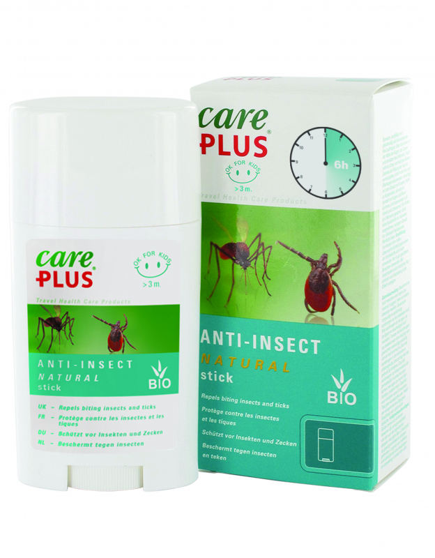 CARE PLUS Anti-Insect Natural Bio Stick
