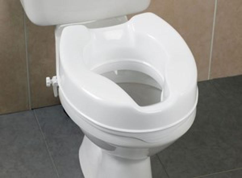 Verhoogde Wc Bril Gamma.Savanah Toiletverhoger Goed Thuiszorgwinkel