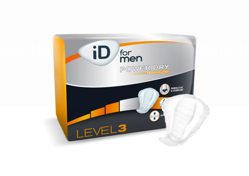 iD For Men Level 3